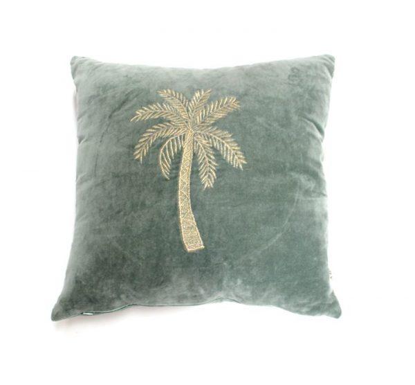 ala-makkamalee-green-velvet-pillow