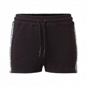 ballin-amsterdam-dames-tape-shorts-zwart
