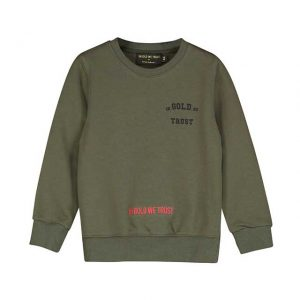 ThecrewKids-Tshirt-Army-Front