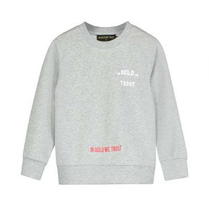 Thecrewkids-tshirt-grey