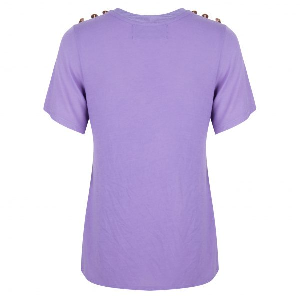 Expencive Tee – Lilac Back