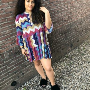 multicolor_boho_dress