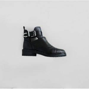 bronx-black-leather-ankle-boot