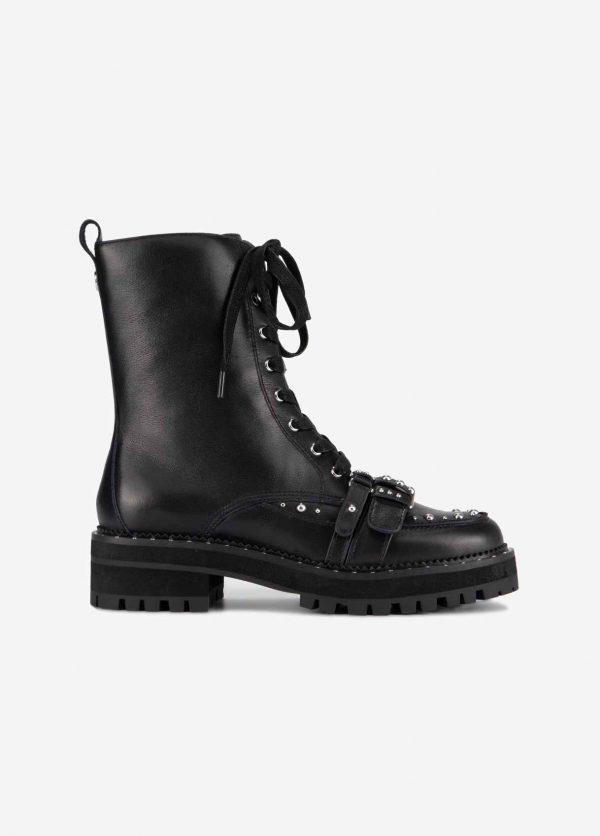 liujo-boots-pink-combat-1