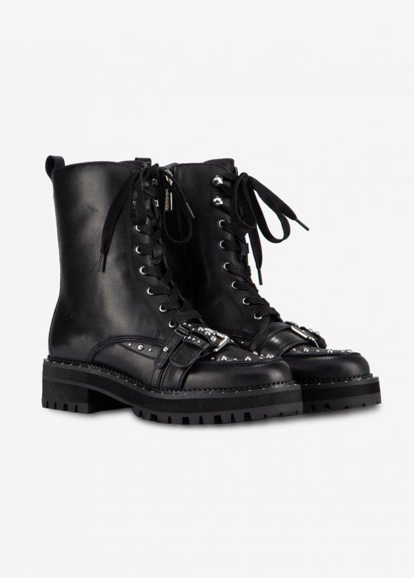 liujo-combat-boots-black-pink