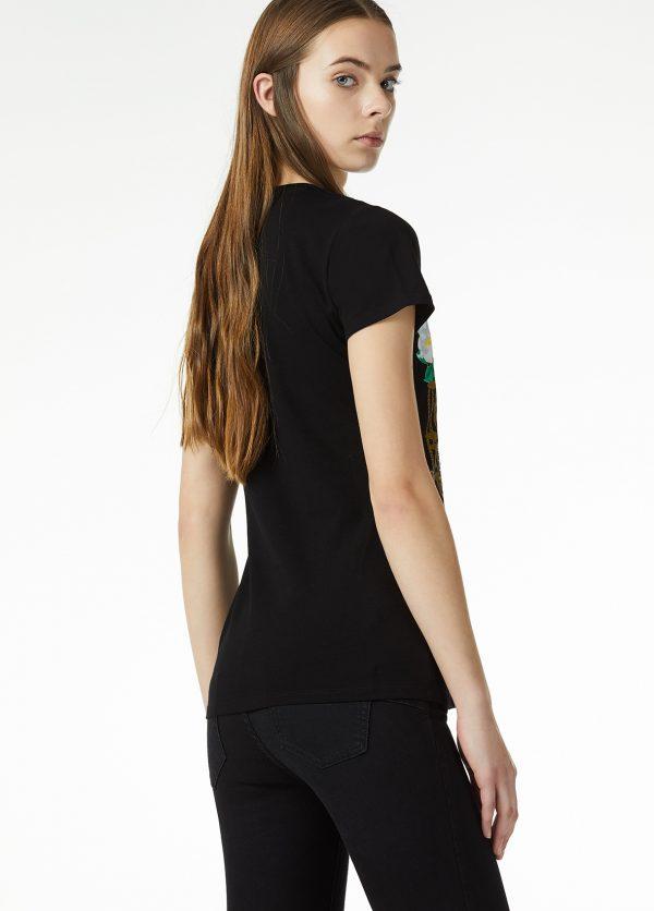 liujo-black-tshirt-back