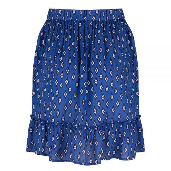 Wanderlust-Sahara-Skirt-Ikat-Print-Back