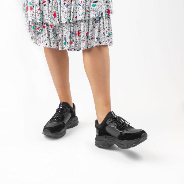 baisley-zwart-leren-sneaker kopie 2