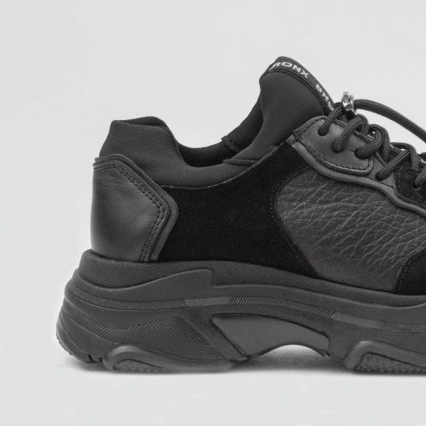baisley-zwart-leren-sneaker kopie