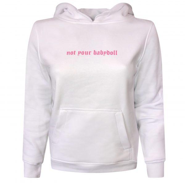 notyourbabydoll_hoody_wht_pink