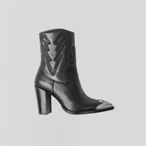 new-americana-western-metal-toe-zwart