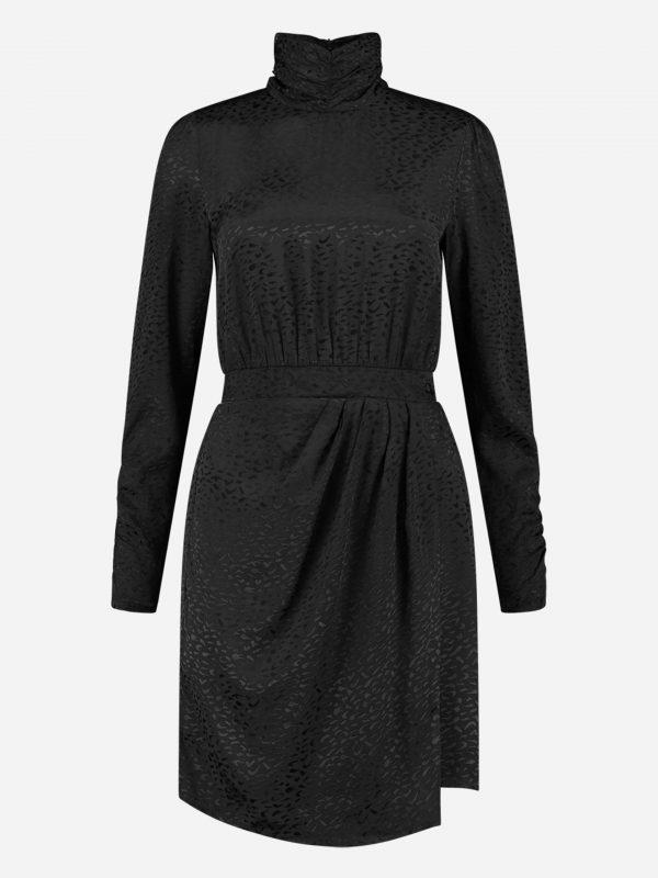 Kate Moss X Nikkie Skylie Dress Zwart