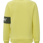 Malelions Junior Captain Crewneck – Yellow:Army1